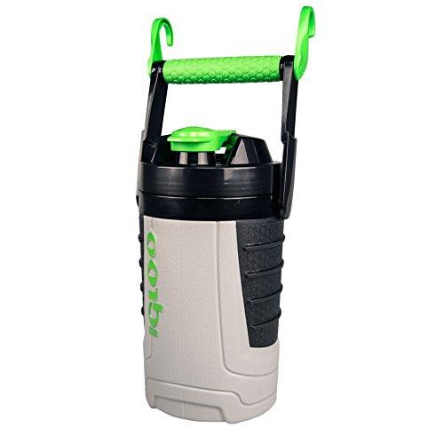 Igloo Proformance 1 Quart Sport Jug-Ash Gray/Nuclear Green, Gray