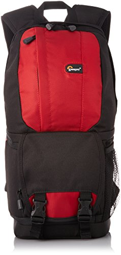 Lowepro Fastpack 100 -Red - Lowepro Fast Pack 200 Digital Slr Backpack