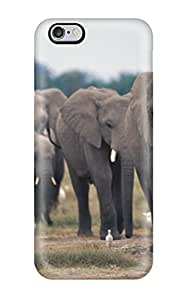 Premium NkK-5119UhQukqUv Case With Scratch-resistant/ Elephant Case Cover For Iphone 6 Plus