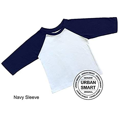 Amazon.com: Urban inteligente bebé – Boy & Girl playera de ...