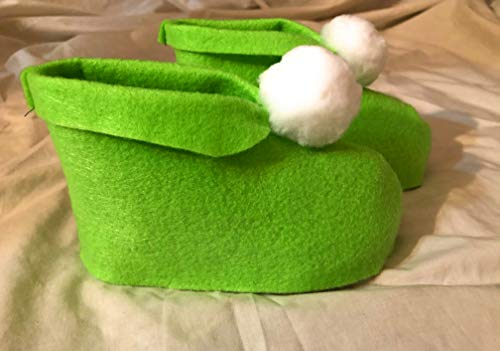 Tinkerbell Shoe Covers