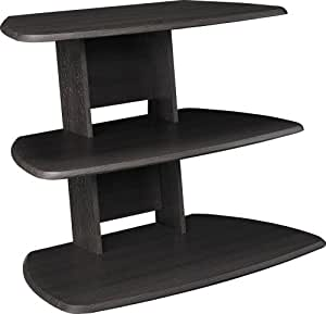 """Ameriwood Home Galaxy II TV Stand for TVs up to 32"""" Wide, Espresso"""