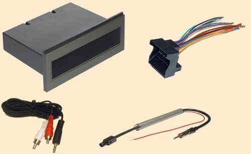 41TFctRVq8L._SL500_ installation kit for car stereo amazon com car stereo wiring harness kit at mifinder.co