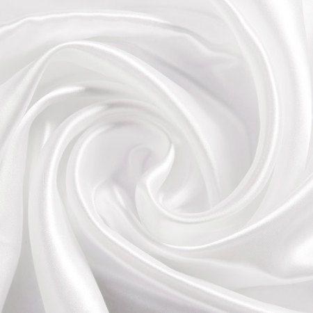 - Ohah 65 Inches X 20 Yards Silk Satin Fabric Roll (White)