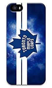 FUNKthing designs for Toronto Maple Leafs logo Case For Iphone 5/5S Cover girls