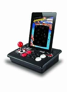 ION Audio iCade Core - Volante/mando (Gamepad, PC Tableta, Analógico, Inalámbrico, Bluetooth, AA) Negro