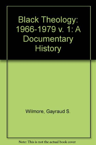 Black Theology: A Documentary History (Boxed Set)