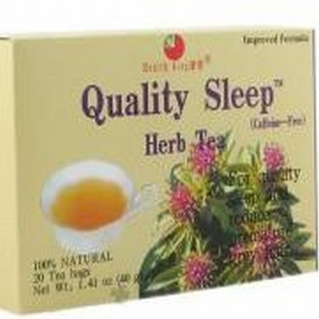 Quality Sleep Herb Tea - Sweet Dream Tea - 20 tea bags