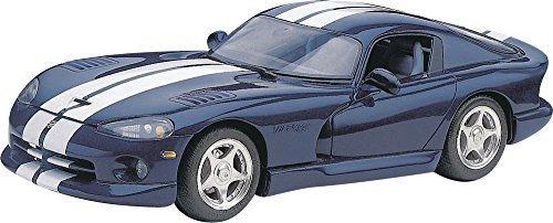 Revell Dodge Viper GTS Coupe 1/25 Scale Plastic Model Car Kit