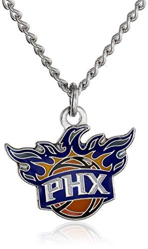Phoenix Suns Earring (NBA Phoenix Suns Team Logo Necklace)