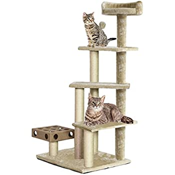 Level Cat Toy Tower