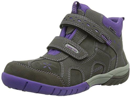 Superfit 30014206  SPORT3, Mädchen Hohe Sneakers Grau (STONE KOMBI 06)