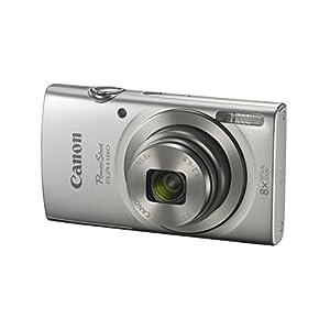 Canon PowerShot ELPH 180 Digital Camera w/ Image Stabilization and Smart AUTO Mode (Silver)