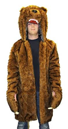 Workaholics Official Bear Costume Coat One Size