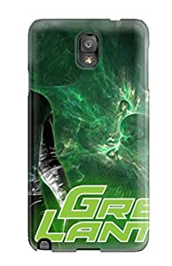 High Quality Green Lantern Case For Galaxy Note 3 / Perfect Case