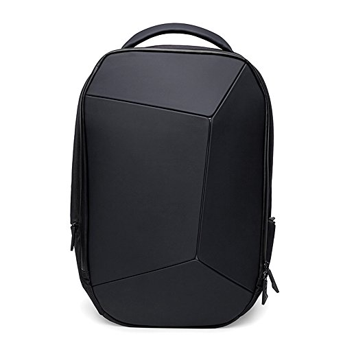 (Original Xiaomi Geeks Shoulder Backpack A Geometry Cool Game Bags Waterproof Security Reflection Multifunctional Pack Fits For 15.6 In Laptop PC)