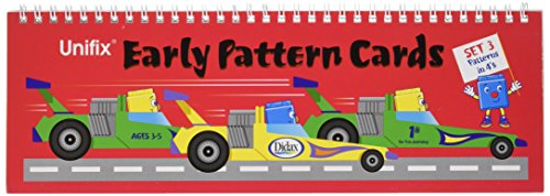 Didax Unifix Early Pattern - Didax Educational Resources #3 Unifix Early Pattern Book