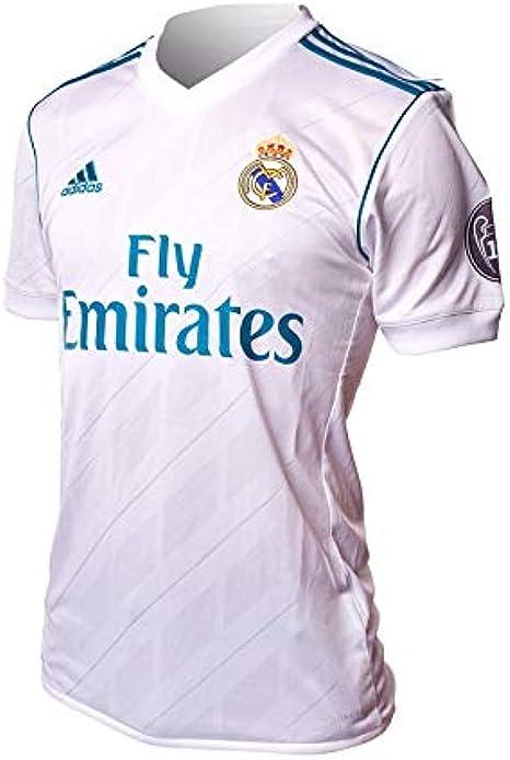 LCHENX-Maglia da Uomo Real Madrid Club de Fútbol Set # 7 Maglietta ...