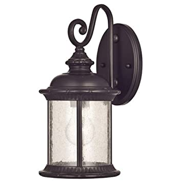 Westinghouse 6230600 New Haven One Light Exterior Wall Lantern on