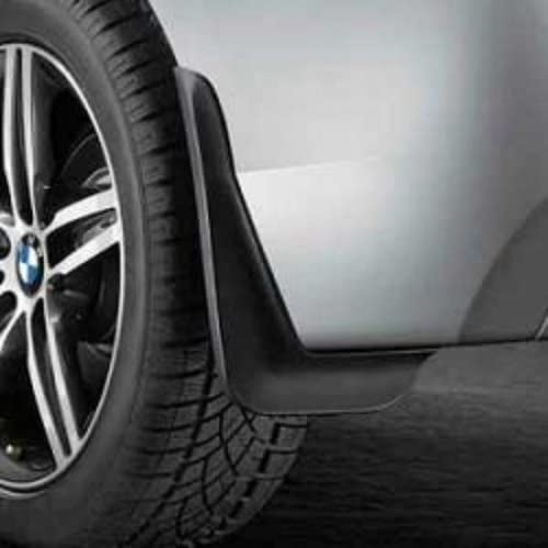 Genuine BMW 328I Exterior-Mud Flap Splash Guard Set Mud Flaps Rear 82162218984