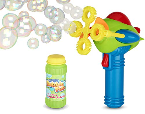 Bubble Gun Blower for