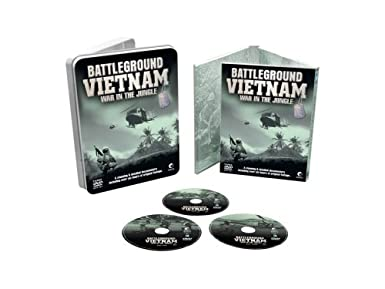 Amazon com: Battleground Vietnam - War in the Jungle: Movies