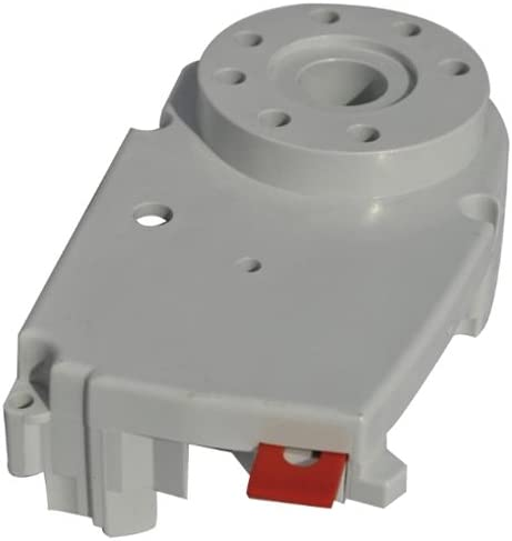 acople izquierdo Contratapa para toldos F45TI/L Fiamma 98655-149 071//235-1 color blanco
