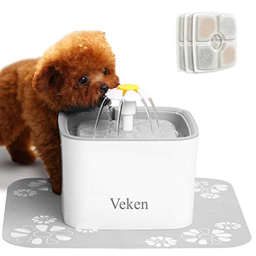Veken Pet Fountain 84oz2.5L