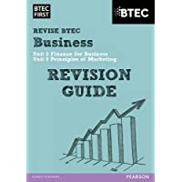 BTEC First in Business Revision Guide (BTEC First Business)