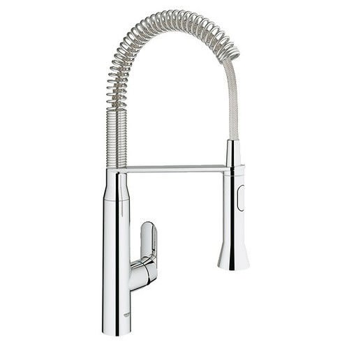 Grohe Pot Filler Faucets (K7 Medium Semi-Pro Single-Handle Standard Kitchen Faucet)