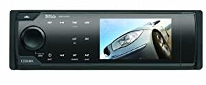 BOSS BV7340 sintonizador de CD/DVD para el coche - Radio para coche (MP3, WMA, AM, FM, 1-Bit, 1440 x 234 Pixeles, Negro, SD)