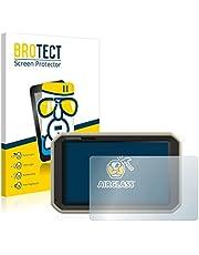 BROTECT Glas Screenprotector compatibel met Garmin Overlander - Beschermglas met 9H hardheid