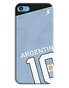 Argentina World Cup Shirt Case for your iPhone 6 plus (5.5)