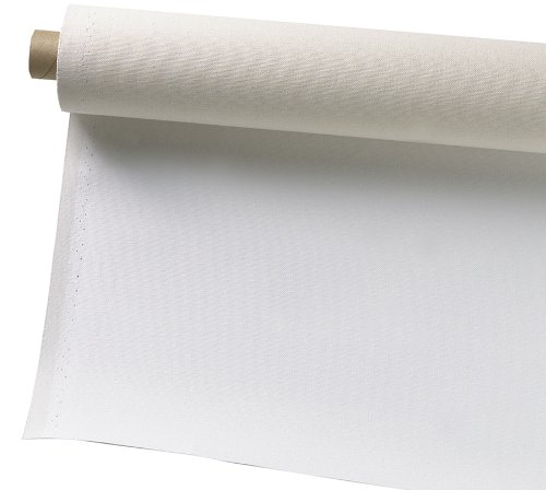 Pro Art Canvas Roll, 24-Inch by 6-Yard, Primed