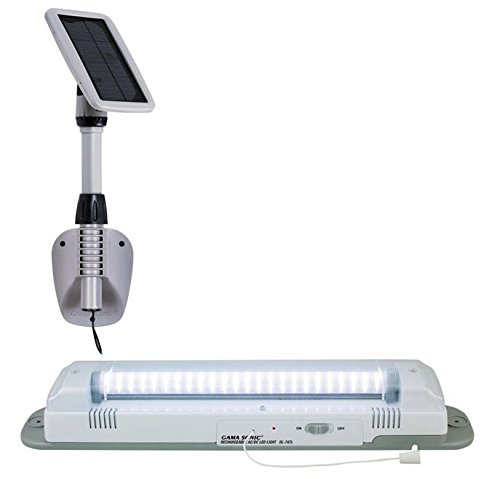 Gama Sonic Light My Shed II Solar LED Shed Light Fixture #GS-16L