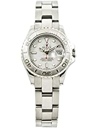 Yacht-Master automatic-self-wind womens Watch 169622 (Certified Pre-owned)