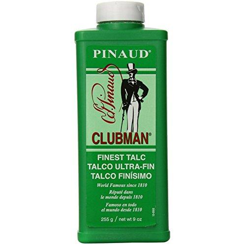 Clubman Body Talc (Pinaud Clubman Powder 9 oz)