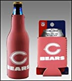 SET OF 2 CHICAGO BEARS PINK WOMENS KOOZIE COOZIE For Sale