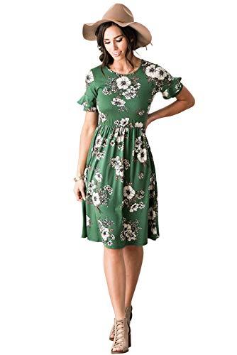 fe02c27a15221 Mikarose 'Nessa Modest Dress or Modest Bridesmaid Dress   Weshop Vietnam