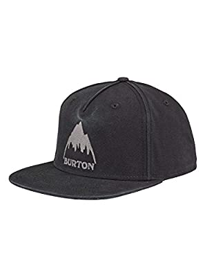 Burton Roustabout Snapback Hat Cap from Burton