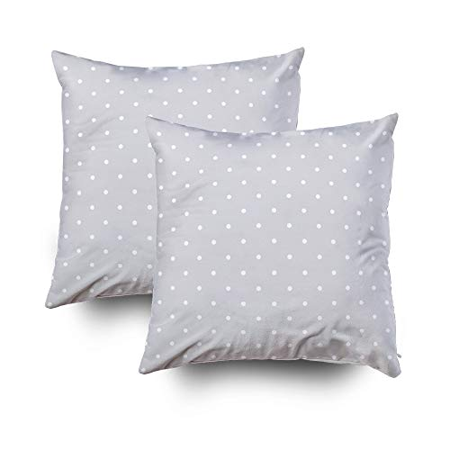 GROOTEY Best Pillow, Square Pillow Covers with Zip