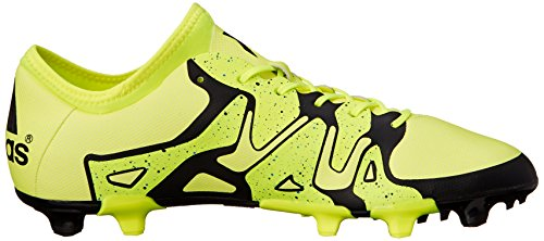 Adidas Performance Men's X 15.2 FG/AG Soccer Cleat Solar Yellow/Core Black/Solar Yellow cheap sale latest outlet shop for buy cheap sale cheap sale supply qZ3XZtiHW1