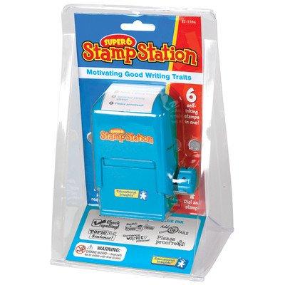 Educational Insights Super 6 Stamp Station -