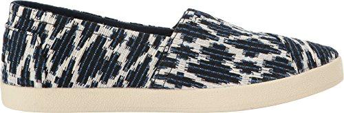 Ava Slipon - Coloris - Navy, Matiere - Textile, Taille - 37