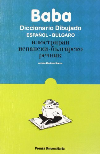 Descargar Libro Baba - Dicc.dibujado Español-bulgaro Andres Martinez Ramos