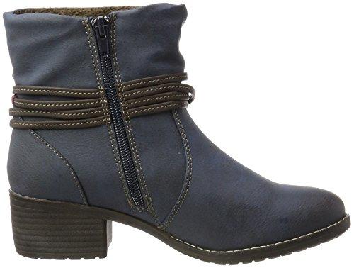 Blau 545 Dk Denim Cowboy Women's 253 Banani Bruno Boots wqYpZZ
