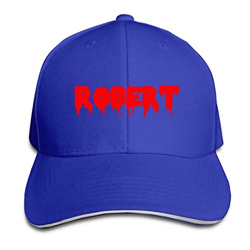 - Custom Name Dad Hat Personalized Cool Adjustable Festival Baseball Cap for Women Men Blue