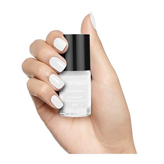 Verymiss Premium Nail Polish 6ml - White