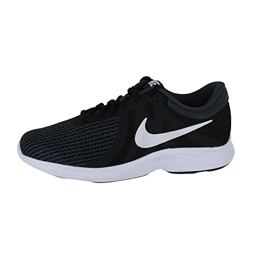 Nike Women's Revolution 4 Running Shoe Wide Black White Anthracite 4qqDSHC