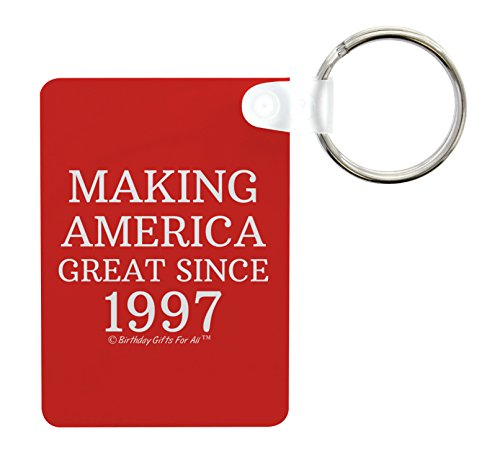 Birthday Gifts For All 21st Making America Great Since 1997 Polictical Brother 2